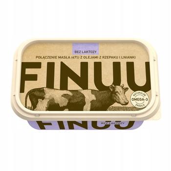 Finuu без лактозы 200 г, жирная смесь для смазки