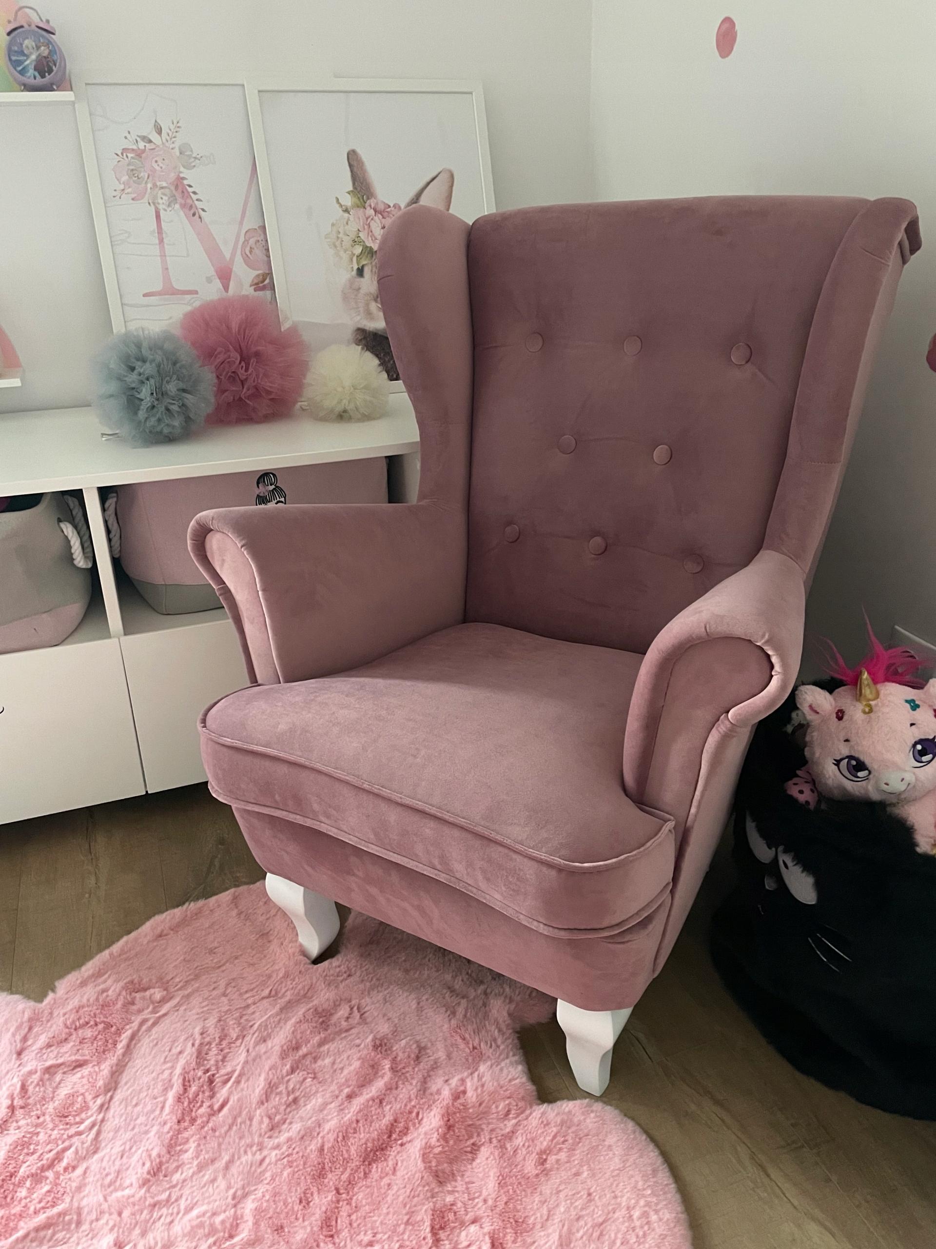 Кресло USZAK NOEMI MINI для ребенка, мамы и дочки