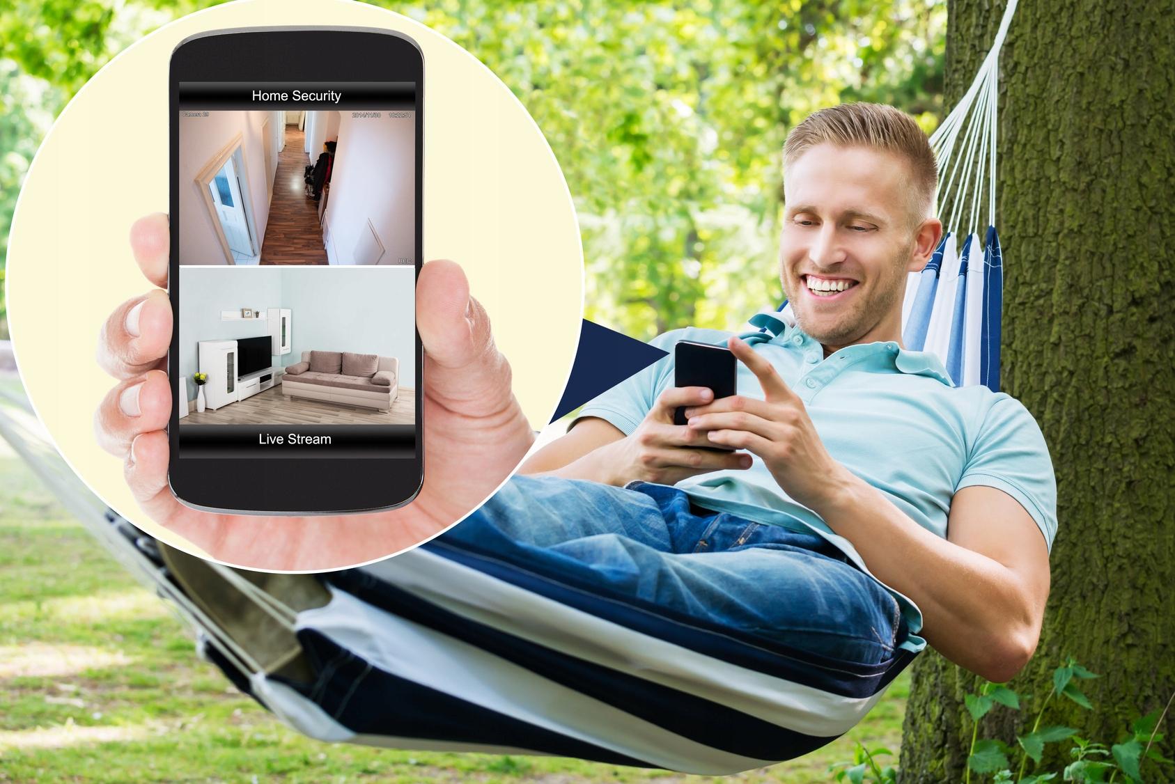 KAMERA LTE SOLARNA GSM 3G 4G CAM SIM 2MPX FULL HD Zasięg podczerwieni 20 m