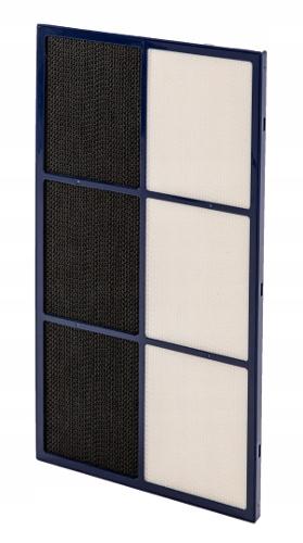 Oczyszczacz powietrza Sharp KC-G40EU-H + nawilżacz Wydajność oczyszczania 240 m³/h