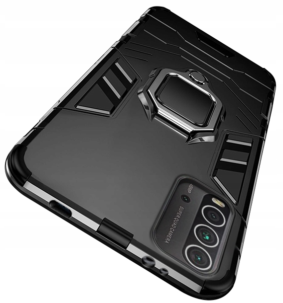 Etui do Xiaomi Redmi 9T Pancerne Case + Szkło 9H