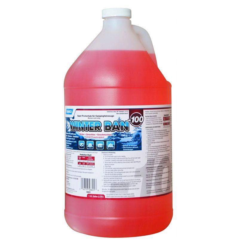 Купить Жидкость против замерзания WINTER BAN на Otpravka - цены и фото - доставка из Польши и стран Европы в Украину.