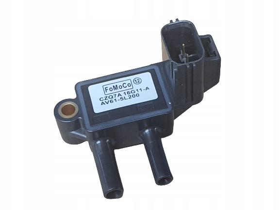 датчик давления выхлопных газов dpf ford volvo