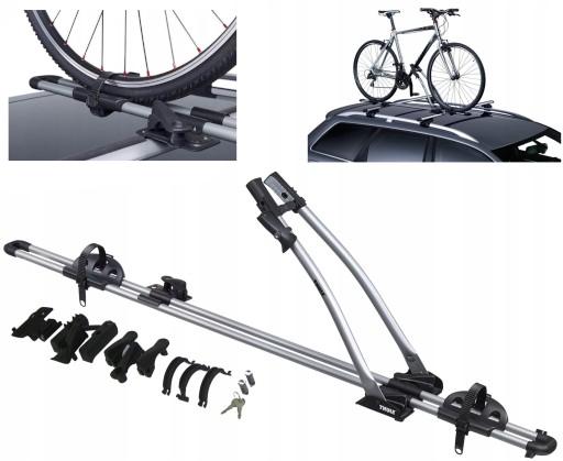 Thule Freeride 532 Bagażnik rowerowy dach za ramę