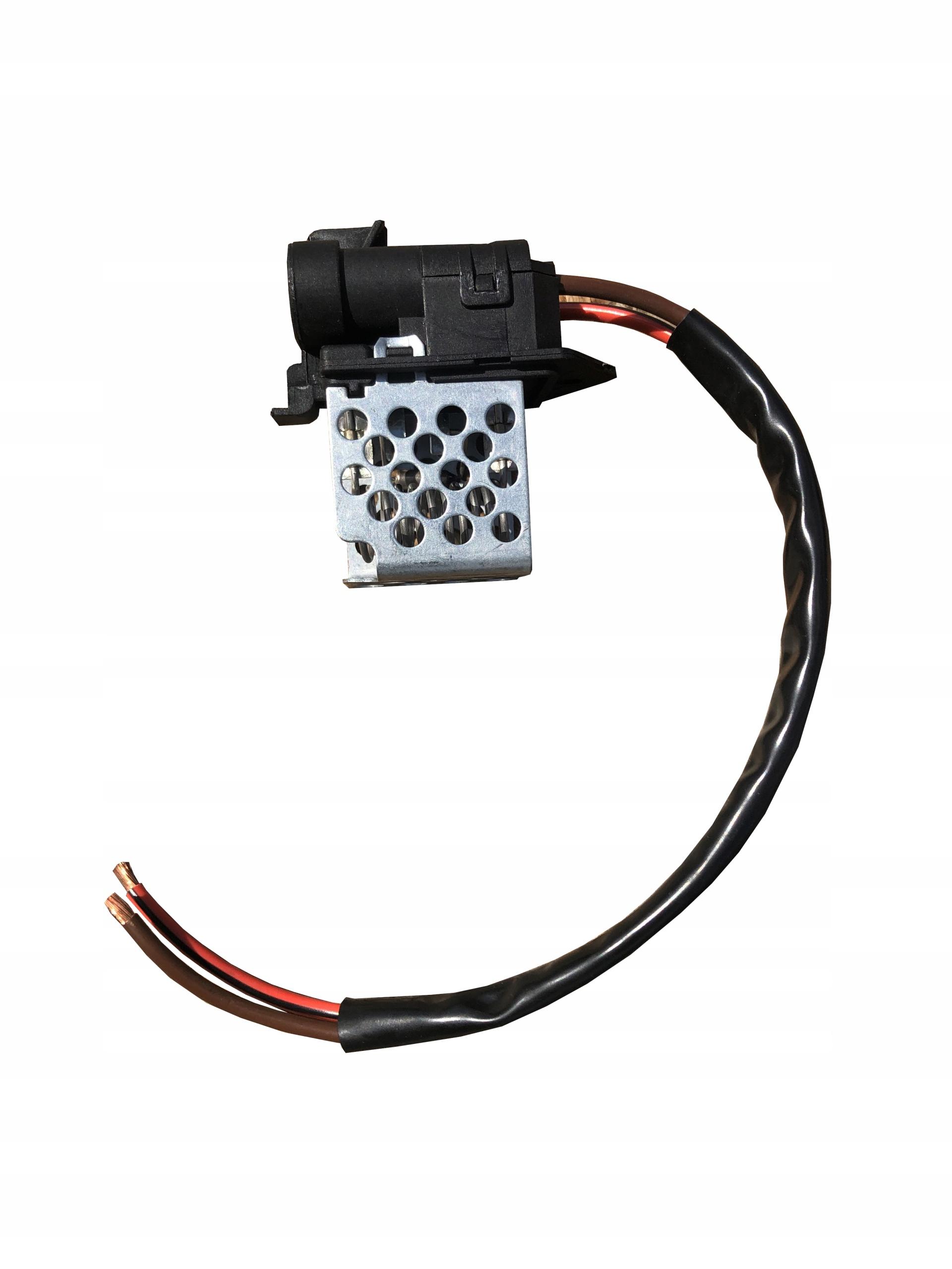резистор резистор воздуходувки вентилятора opel astra h