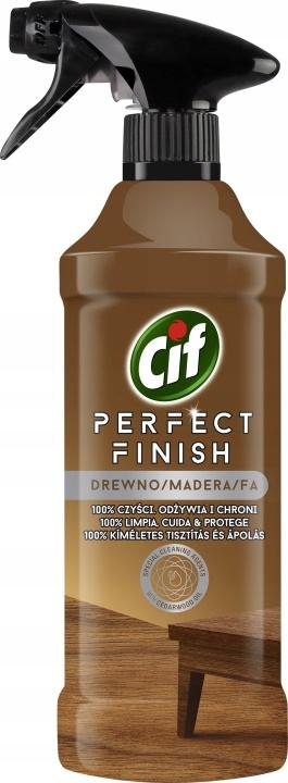 Cif Perfect Wood Spray 435мл
