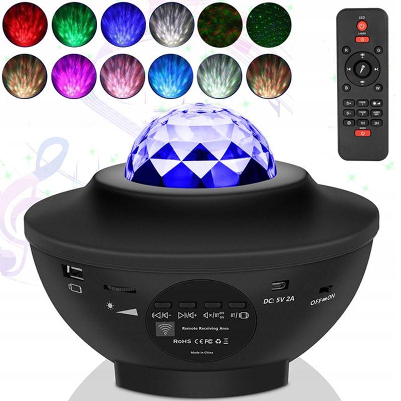 Проекционный светильник Starry Sky - подарок детям