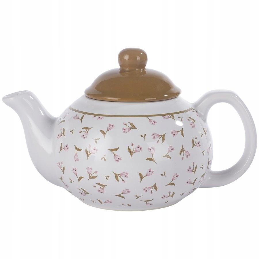 Czajniczek imbryk do herbaty ziół Meadow 790 ml