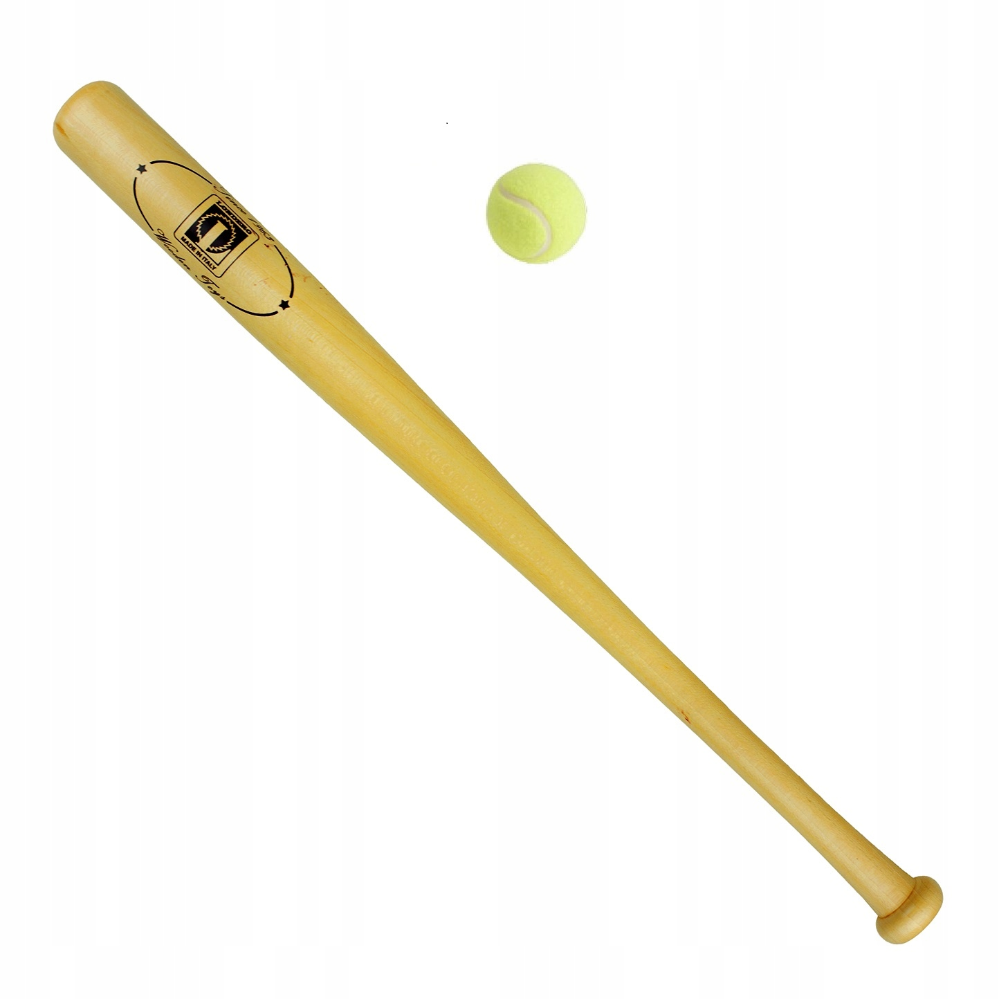 Sada 2W1 Baseballová palica 75 cm s loptou Londera