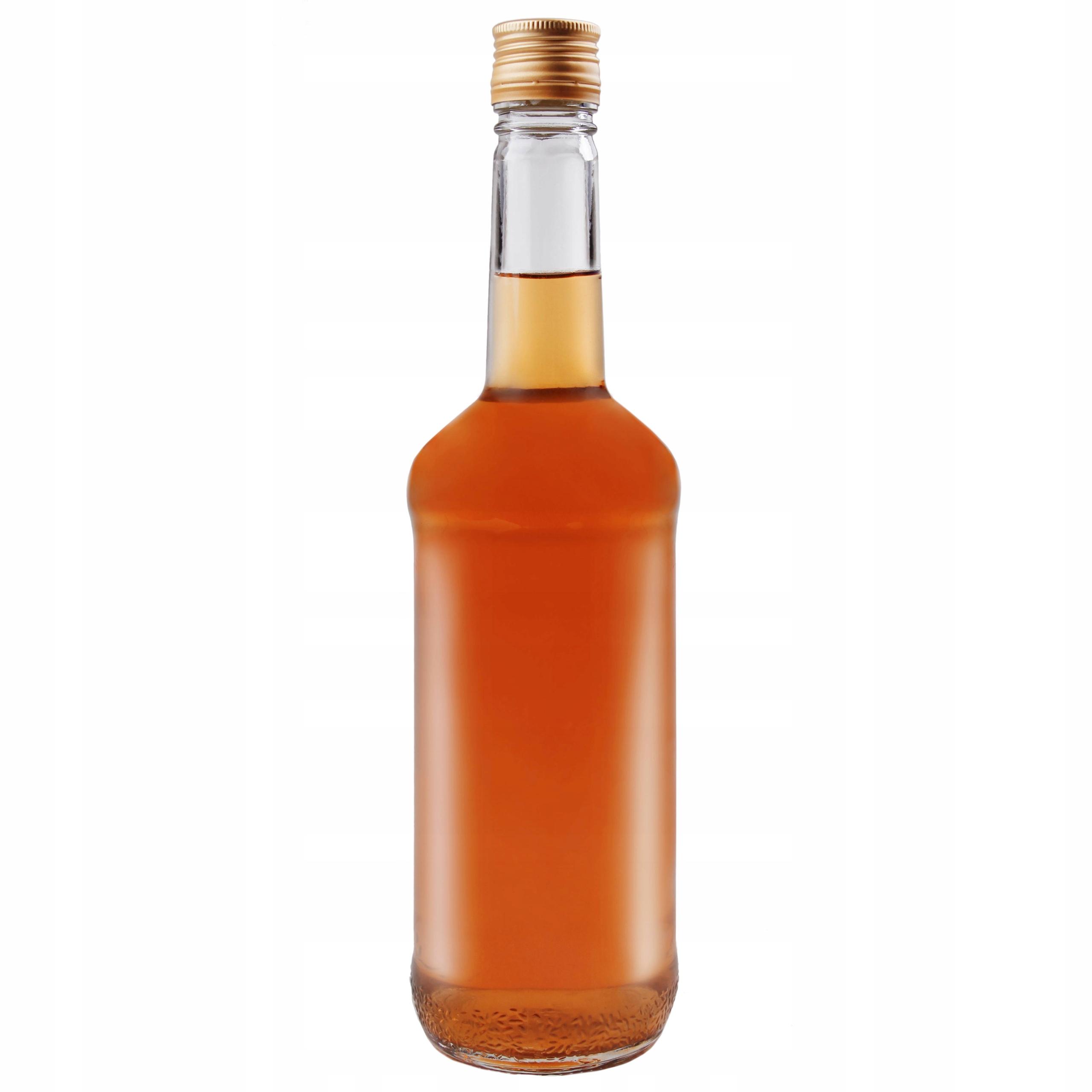 20 бутылок KONIAK 700 мл для алкоголя, соков и др.