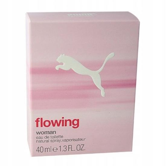 Puma Flowing Eau De Toilette 40ml Damska Unikat 9852553319 Allegro Pl