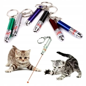 Zabawka dla kota psa laserek laser lasery +GRATIS