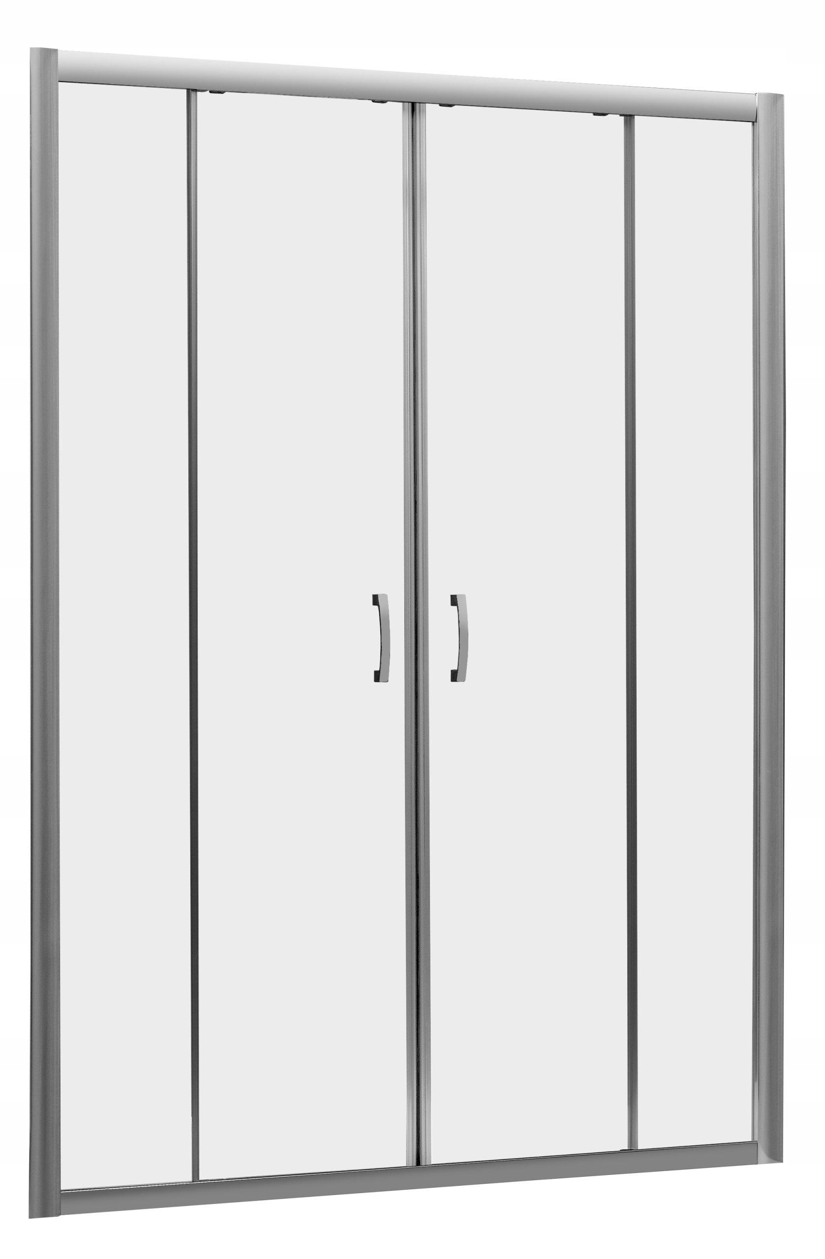 Sprchové dvere Premium Plus DWD 160x190 RADAWAY