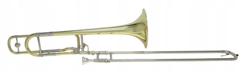 Bach tenor trombón v bb / f zdvih TB503B