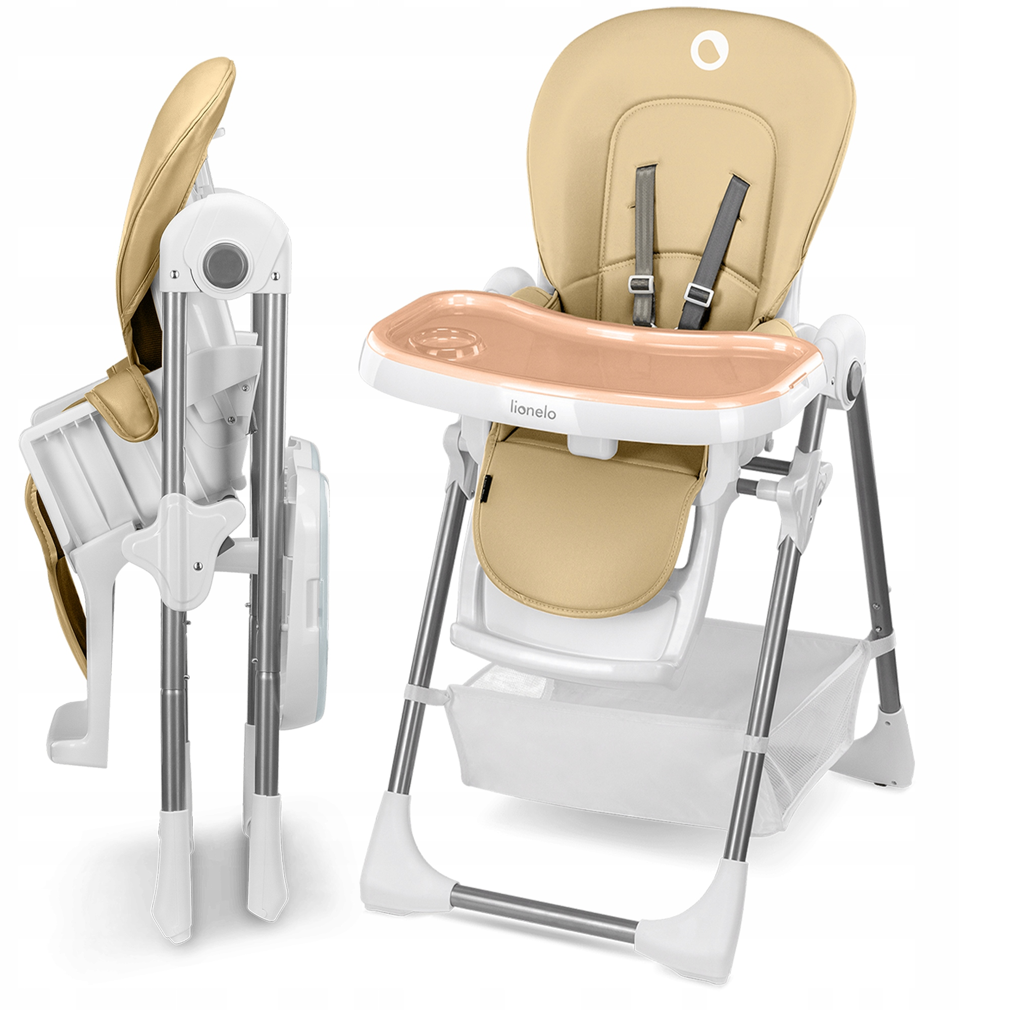 СТУЛ LIONELO LINN FEEDING CHAIR БЕСПЛАТНО