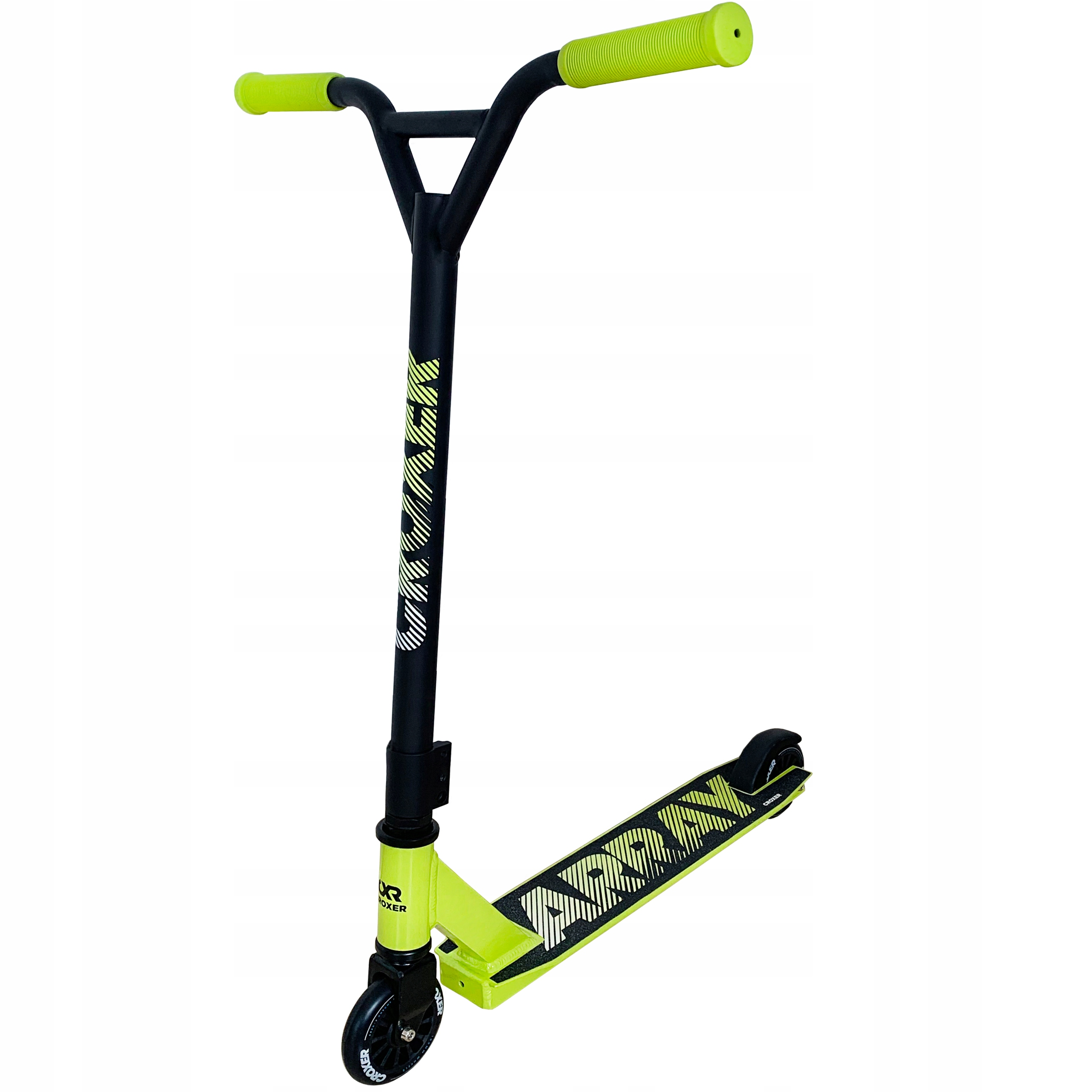 Croxer Array Lime 100mm Stunt Scooter