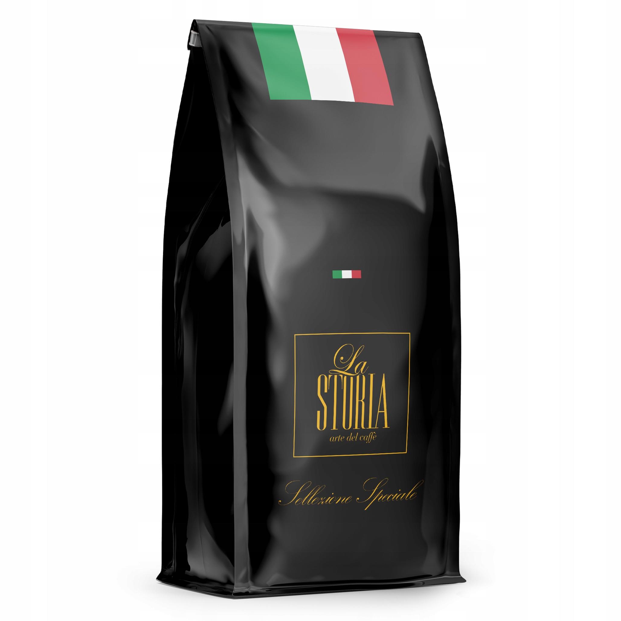Кофе LA STORIA Selezione Speciale 1кг СВЕЖЕГО ЖАРКИ