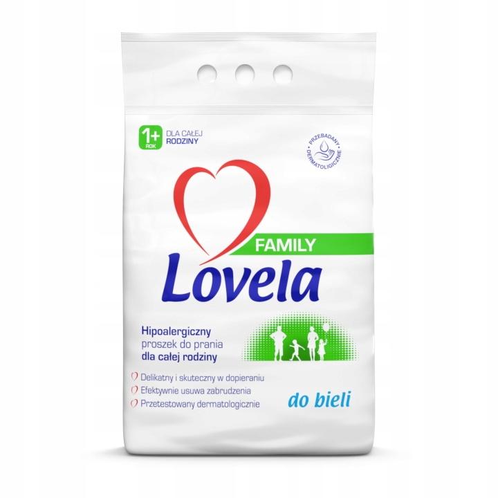 LOVELA FAMILY PROSZEK DO BIELI 2,1KG (28 PR)