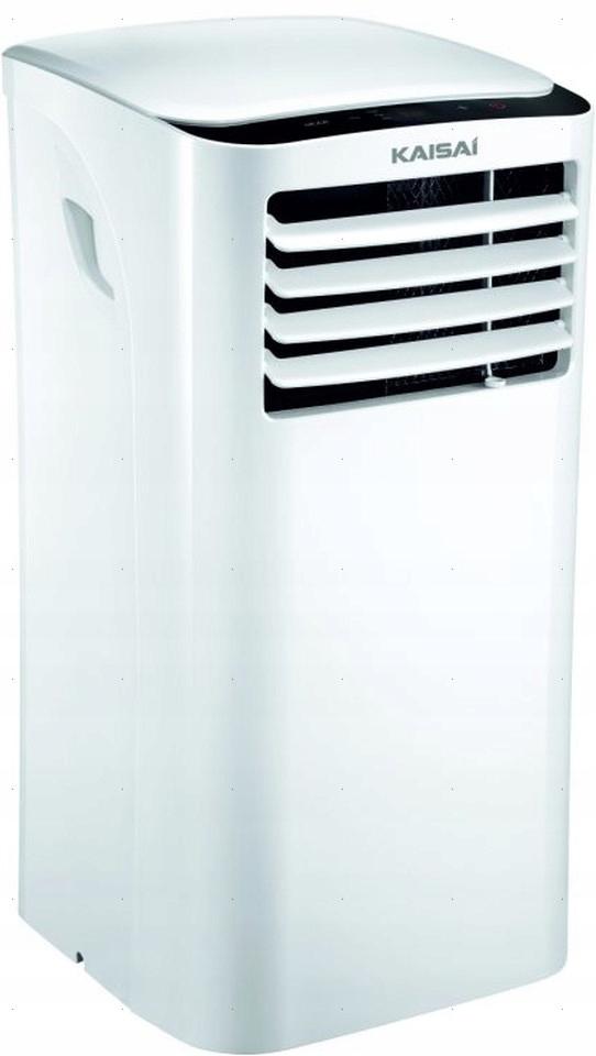KAISAI Klimatyzator przenośny 2,6 KW KPPH-09HRN29 Funkcje chłodzenie wentylacja osuszanie