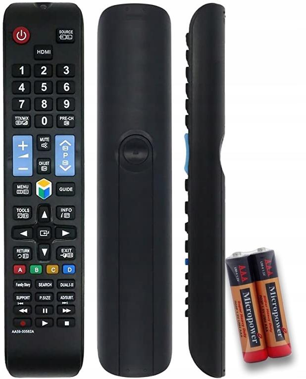 ПУЛЬТ ДУ SAMSUNG LCD / LED / 4K / UHD TV