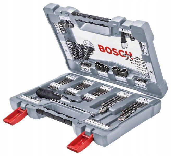 BOSCH Premium X-Line Zestaw wierteł i bitów 105szt