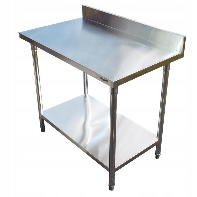 meble gastronomiczne stół ze stali nierdzewnej 100