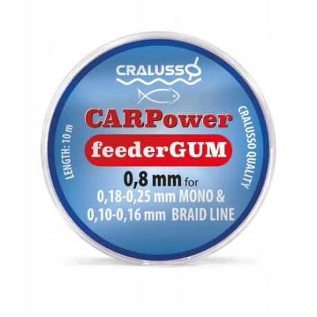 Crasso Carpower Feeder Gum 1mm