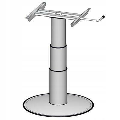 Настольный автомат с телескопическими ножками и рамой стола