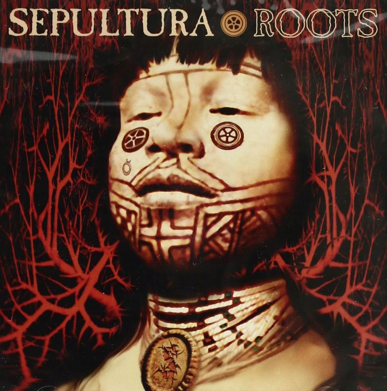 SEPULTURA THE ROOTS CD