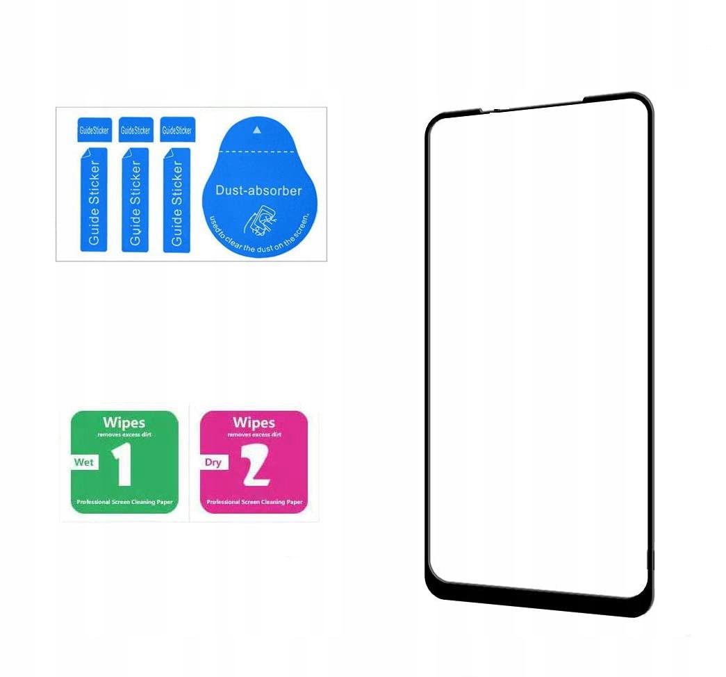 Szkło Hartowane Pełne do Samsung Galaxy A11 / M11 Dedykowany model Samsung Galaxy A11 / M11