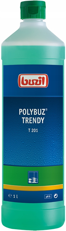 T201 POLYBUZ TRENDY Buzil Do podłóg z połyskiem 1L