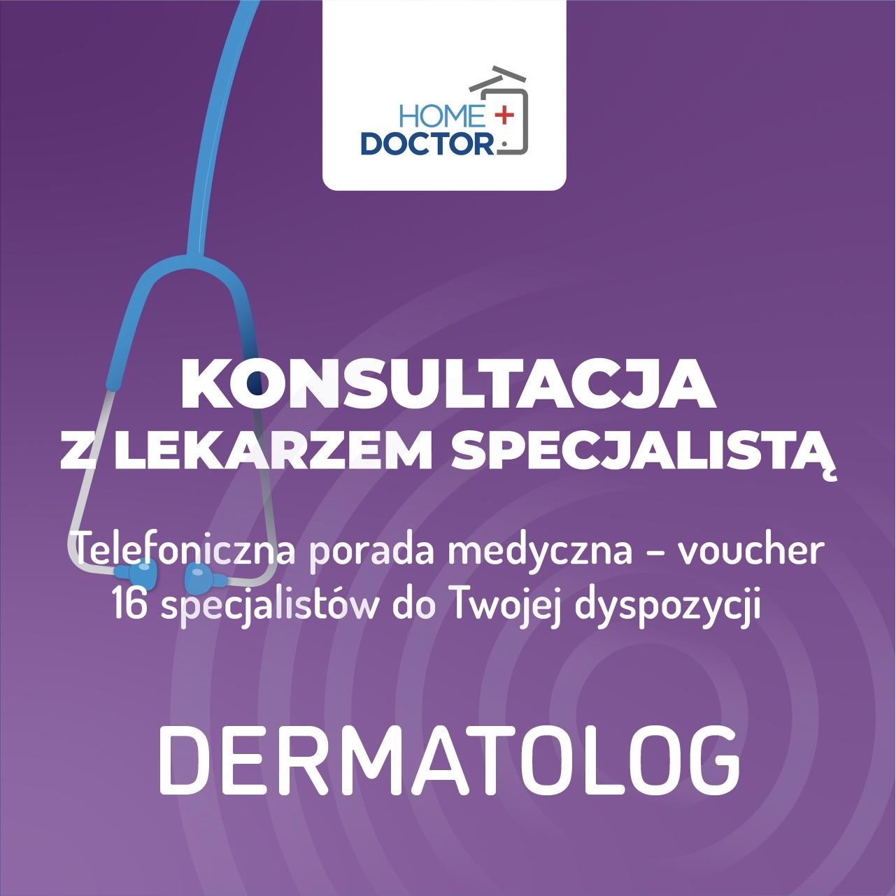TeleKonzultácia s dermatológom - poukážka