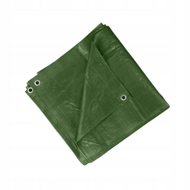 Брезент КРЫШКА Зеленая 2x3м Толстая