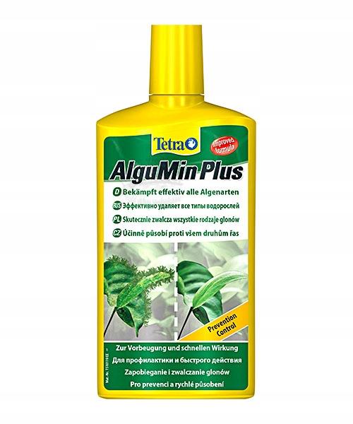 TETRA ALGUMIN Plus против водорослей для борьбы с водорослями 500 мл