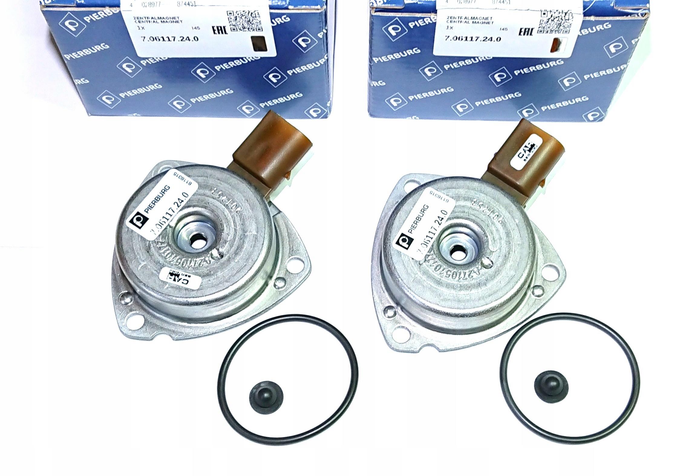 2x клапан переменных фаз mercedes w203 s203 w211
