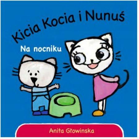 Item Cat Koshkin and Nunus In the pot Anita Głowińska