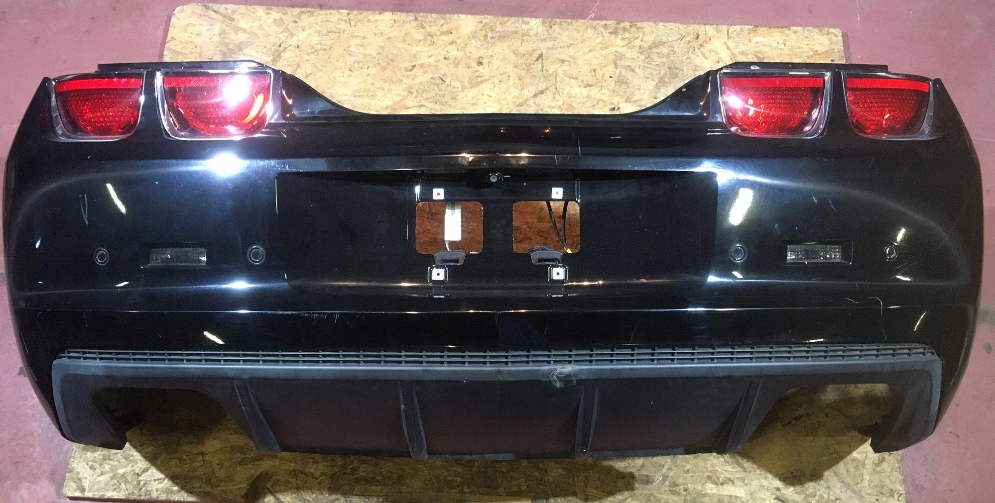полный задняя панель бампер лампы сзади camaro 2009-