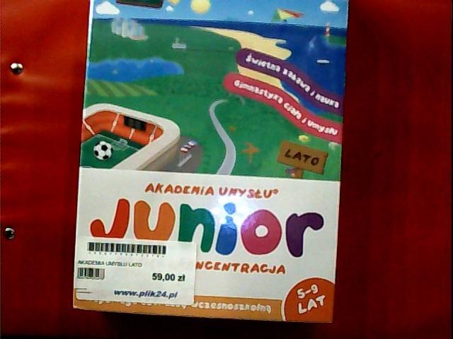 Купить Academy of Mind Junior Memory and Concentration PC на Otpravka - цены и фото - доставка из Польши и стран Европы в Украину.