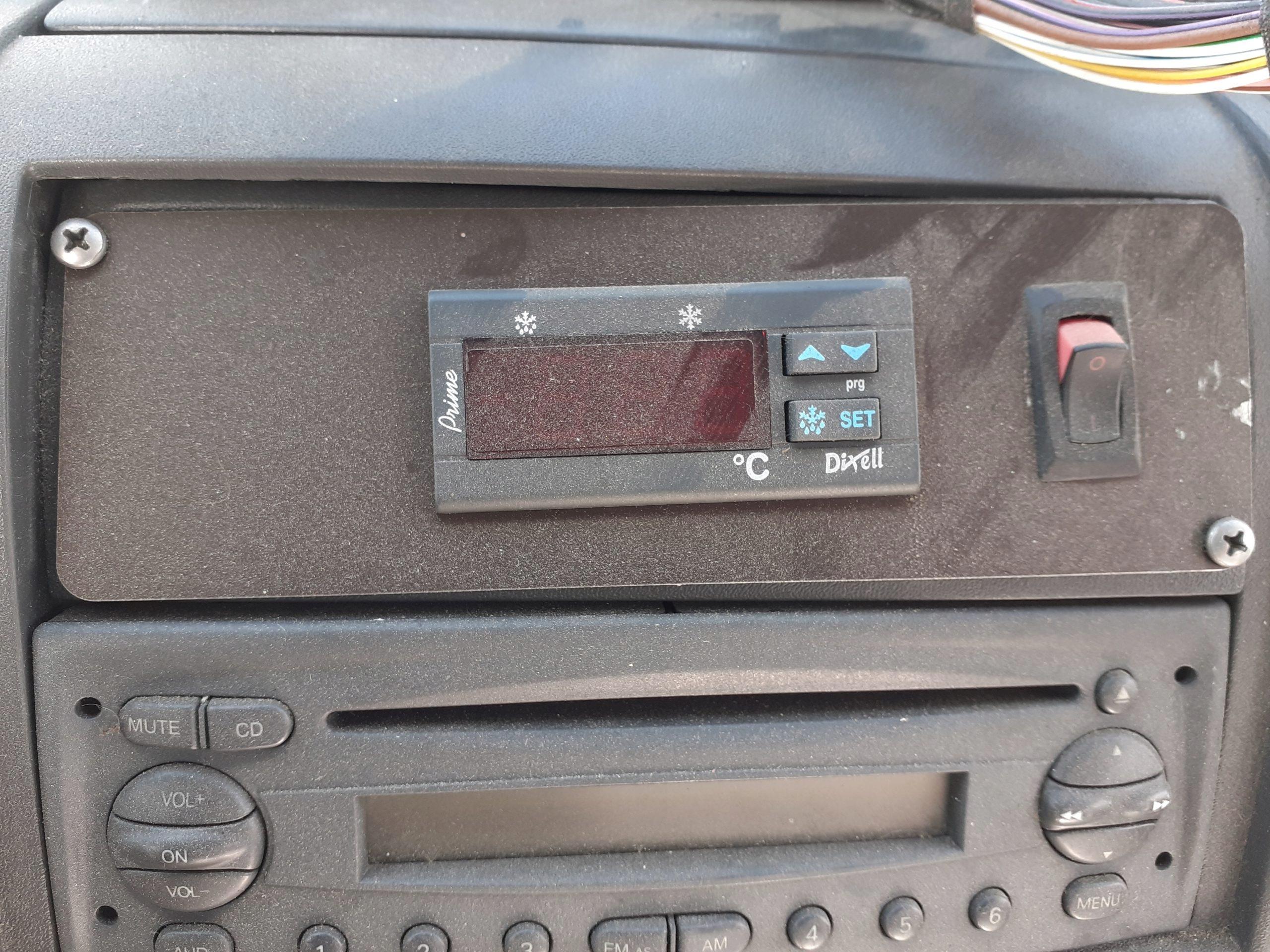 драйвер панель управления приводимый в действие relec froid