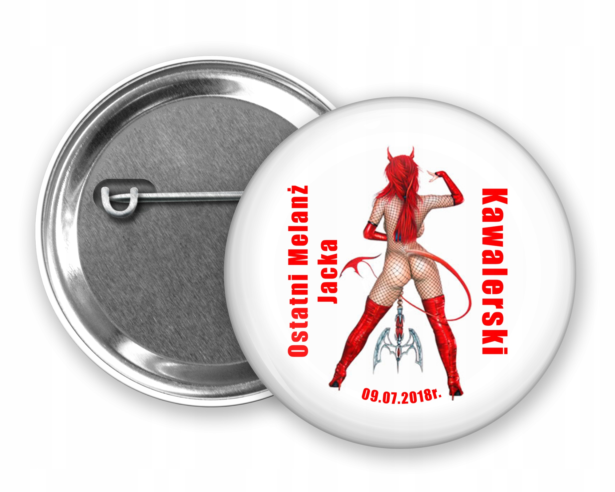 Item BACHELORETTE party-BACHELOR party buttons WEDDING event