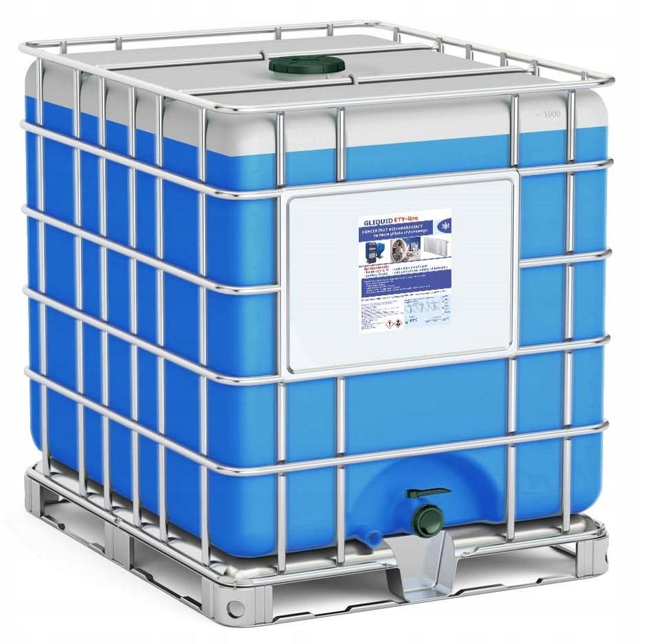 концентрат этиленгликоля -80 ° C 1000л