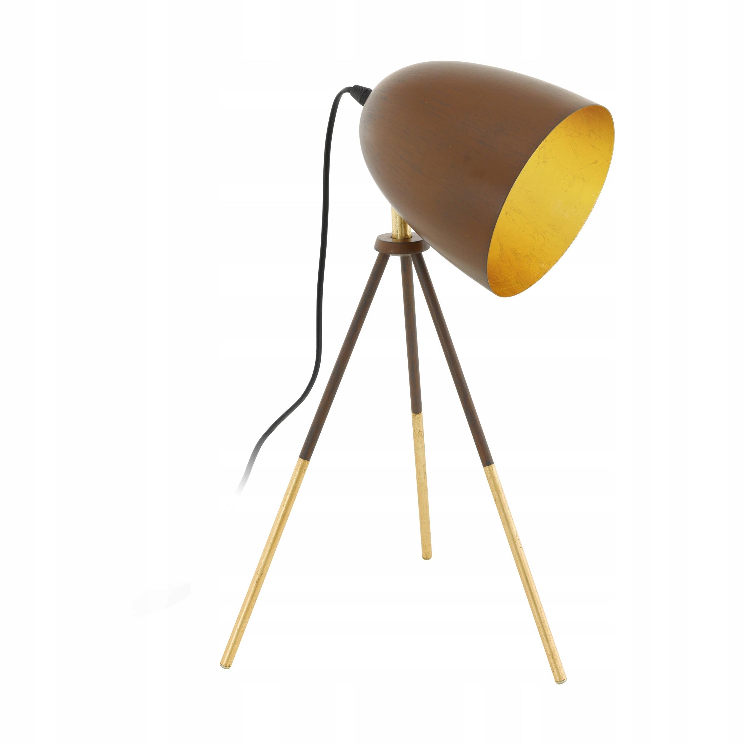 Eglo CHESTER 49518 lampa stolná Lampa 1x60W/E27