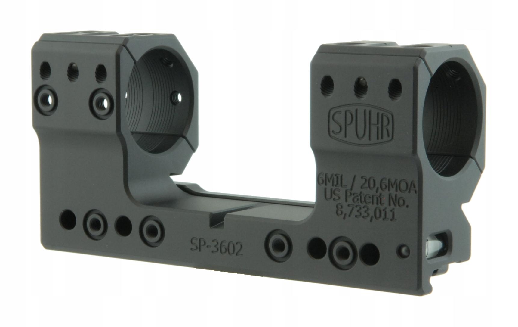 Inštalácia jedného kusu Spuhr SP-3602