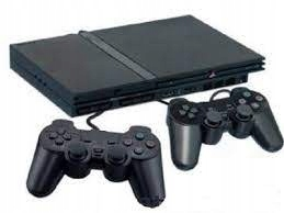 PlayStation 2 Slim + 2 Pads + Hra Set