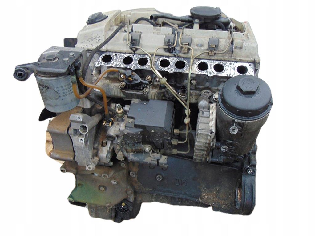 mercedes w210 22d 98r silnik+ насос om604912