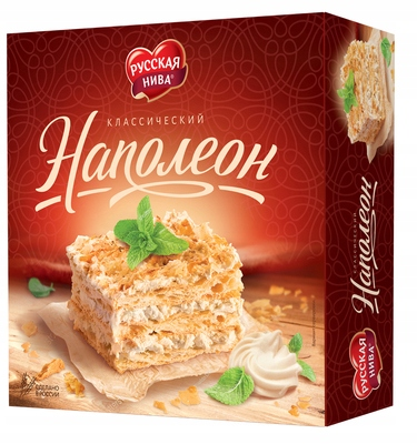 Tort *Napoleon*, 400g