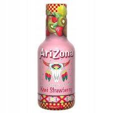 Arizona CC Kiwi Strawberry 0,5l