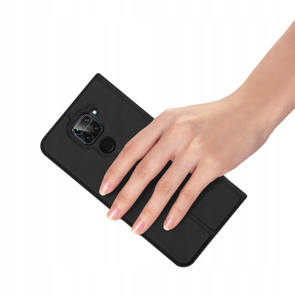 Etui + szkło do Xiaomi Redmi Note 9 / Redmi 10X Rozszerzenie podstawka