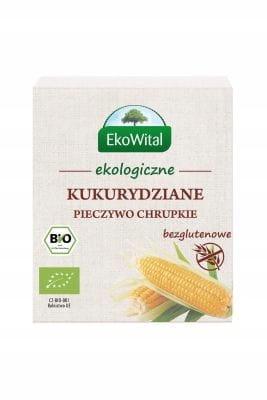 Pieczywo chrupkie kukurydziane BEZGL. BIO 100 g