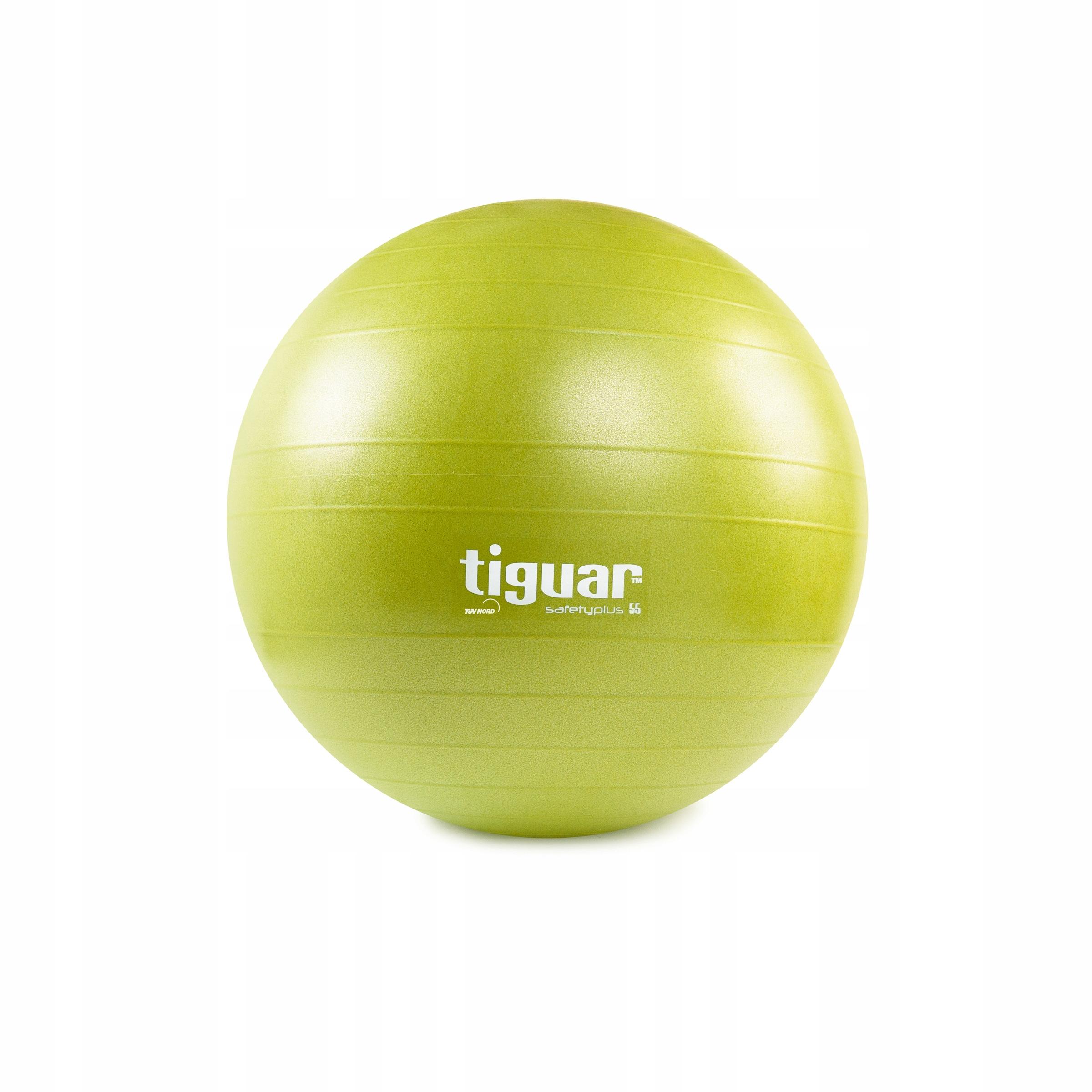 Gymnastická lopta Tiguar Safety Plus 55 cm